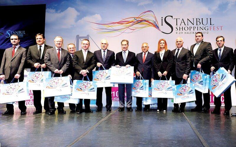 Переможці фестивалю шопінгу в Стамбулі