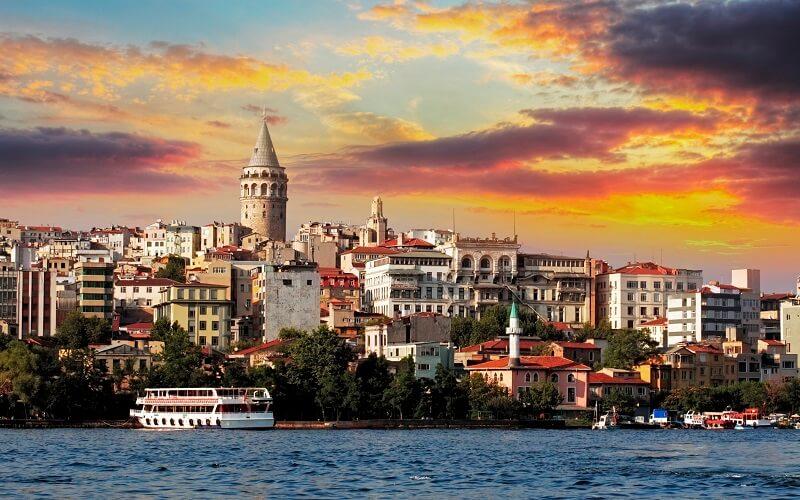 Стамбул перелет по акции