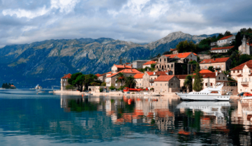Тиват, Чорногорія