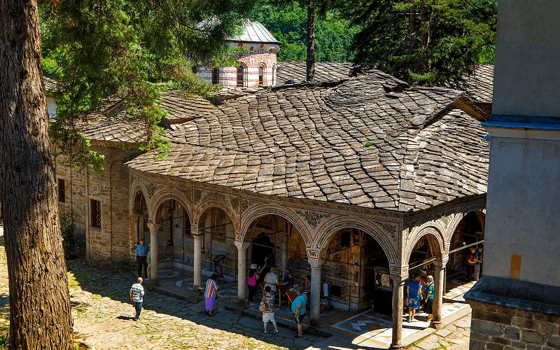 Троянський монастир у Болгарії