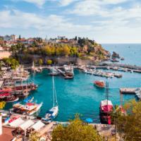 Тури в Туреччину із Запоріжжя