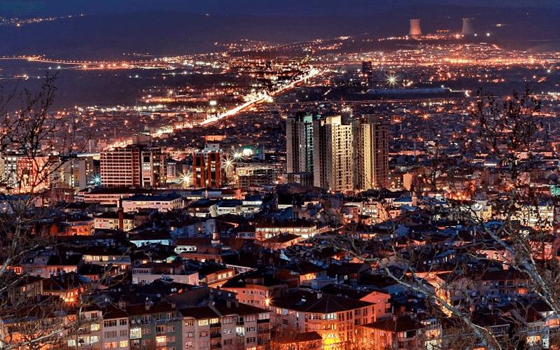 Город Бурса