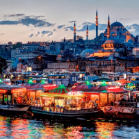 Тури в Туреччину з Харкова