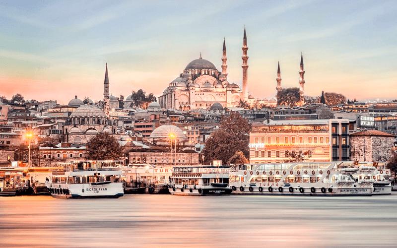 Місто Стамбул