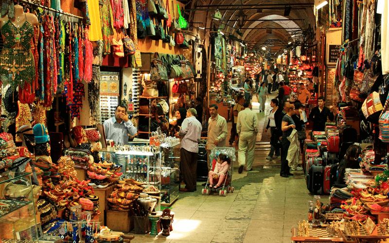 Турецький ринок