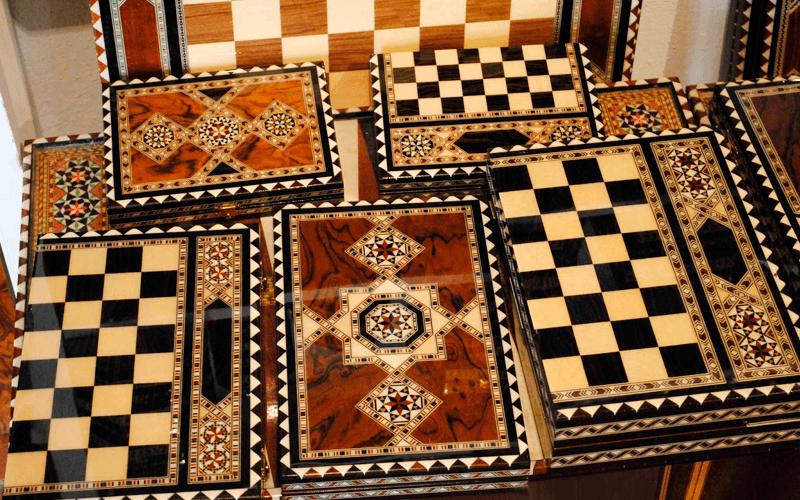 Турецкие нарды