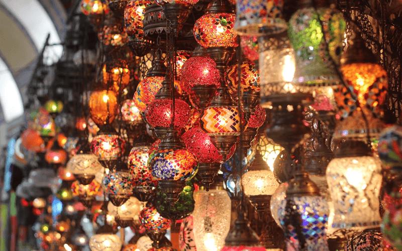 Турецькі світильники