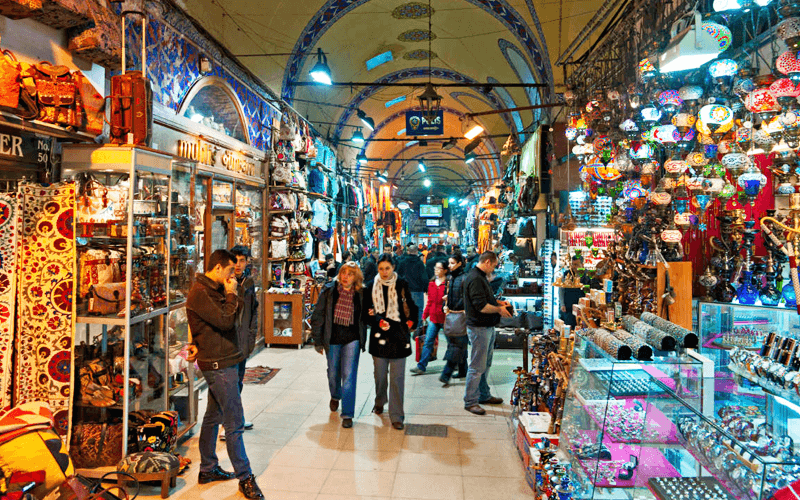 Сувеніри з Туреччини