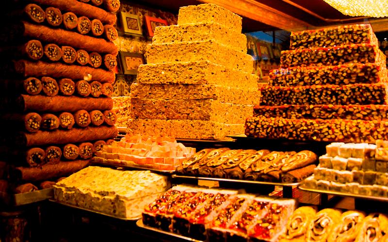 Турецькі солодощі