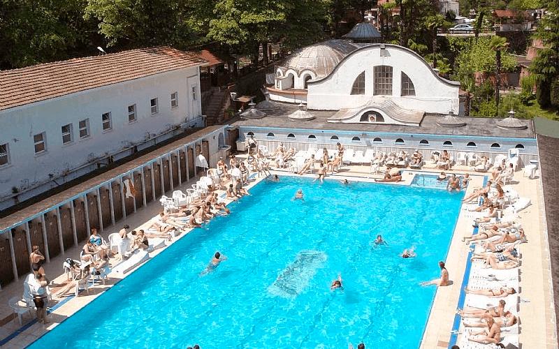 Курорт Ялова