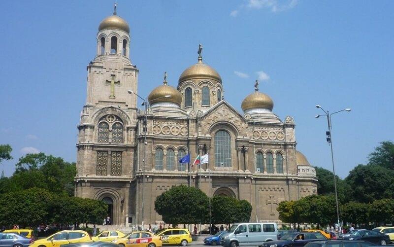 Місто Варна в Болгарії