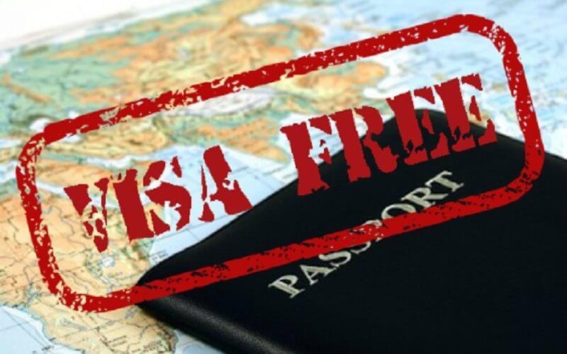 отдых за границей без визы 2017