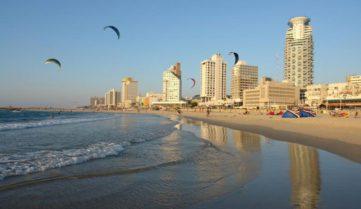 Еще один авиарейс на Тель-Авив: теперь от Yanair!