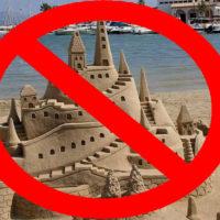 Пляжі на Майорці: з піску не будувати!