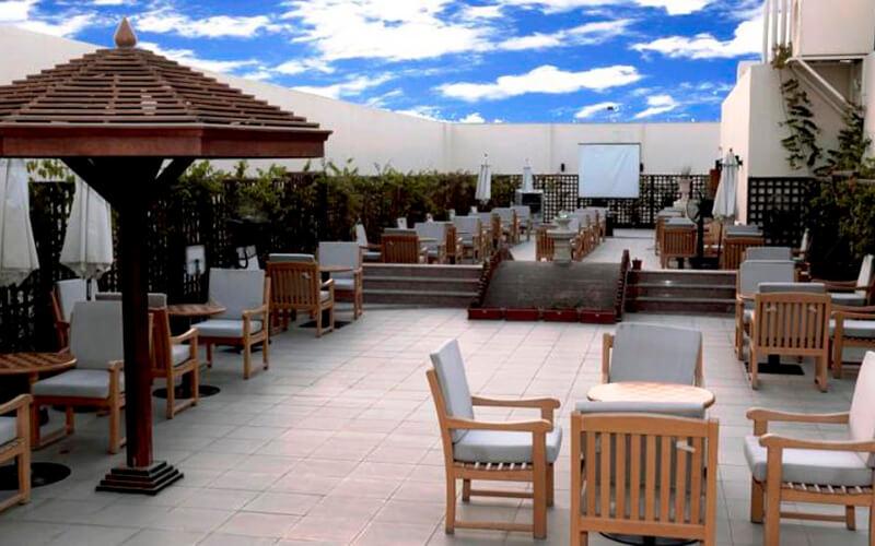 Ресторан в Cassells Al Barsha Hotel 4*, Дубай, ОАЭ
