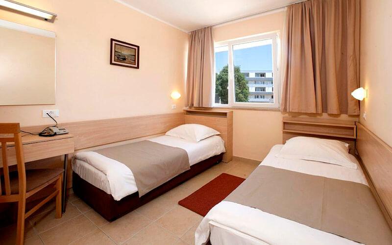 Номер в Delfin Hotel 2*, Пореч, Хорватия