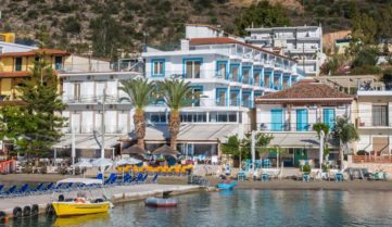 Тур в Dolfin Hotel 3*, Пелопоннес, Греция