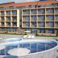 Горящий тур в отель Jasmin Club 3*, Солнечный берег, Болгария