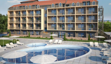 отель Jasmin Club 3*, Солнечный берег, Болгария