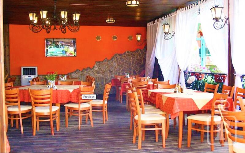 Ресторан, готель Jasmin Club 3*, Сонячний берег, Болгарія