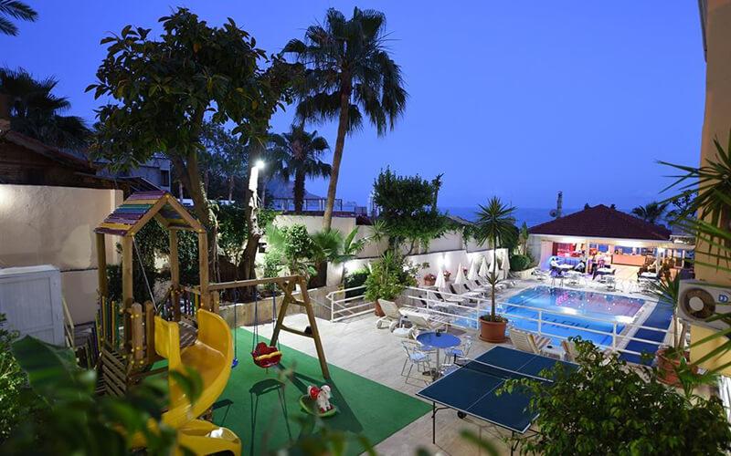 Kleopatra Muz Hotel 3*, Аланья, Турция