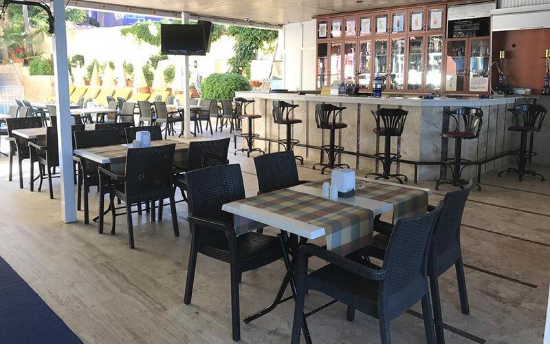Ресторан в Kleopatra Muz Hotel 3*, Аланья, Турция