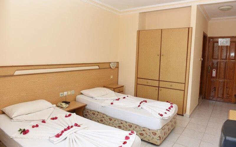 Номер в Kleopatra Muz Hotel 3*, Аланья, Турция