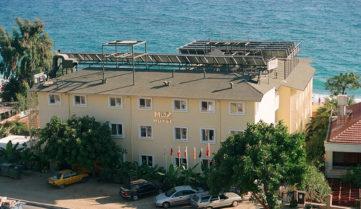 Тур в Kleopatra Muz Hotel 3*, Аланья, Турция