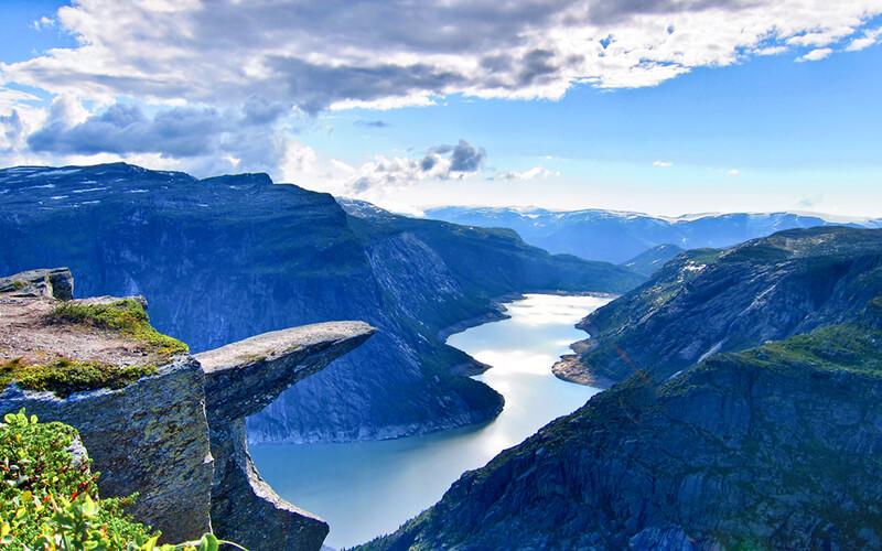 Природа Норвегії