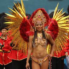 Ноттинг-Хиллский карнавал в Лондоне 2017