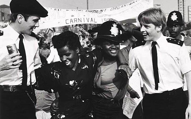 Ноттінг-Хиллский карнавал в Лондоні