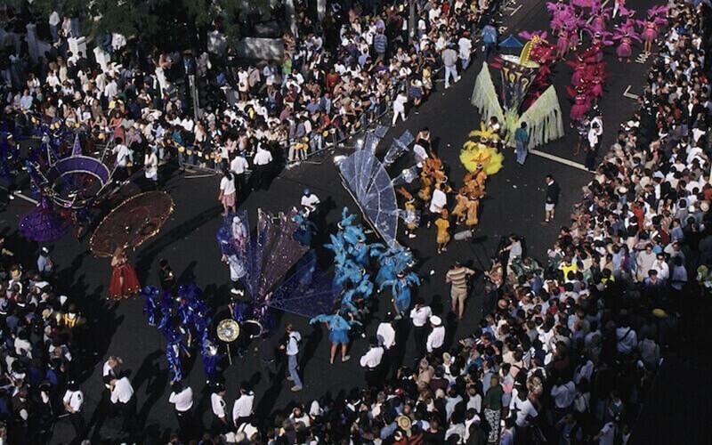 Карнавал в Англії