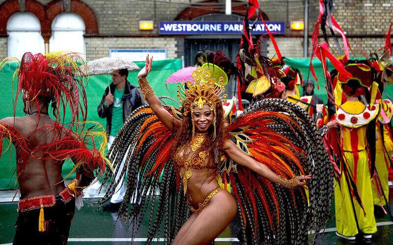 Карнавал у Лондоні