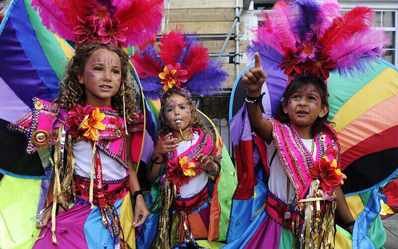 карнавал у Ноттінг-Хілл