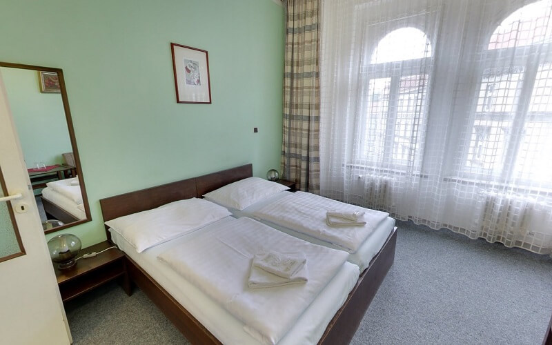 Номер в Ostas Hotel 3*, Прага, Чехія