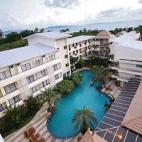 Гарячий тур в готель Sea Breeze Jomtien Resort 3*, Паттайя, Таїланд