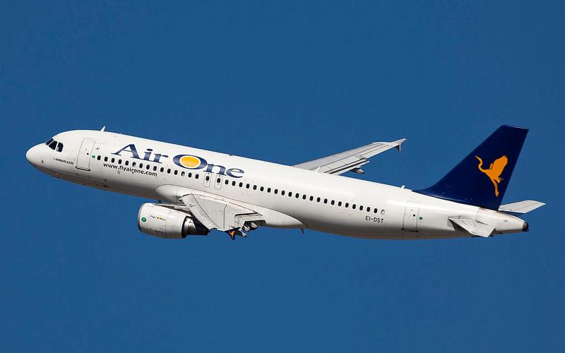 авіакомпанія Air One