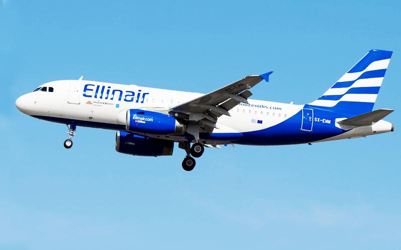 авиакомпания Ellinair