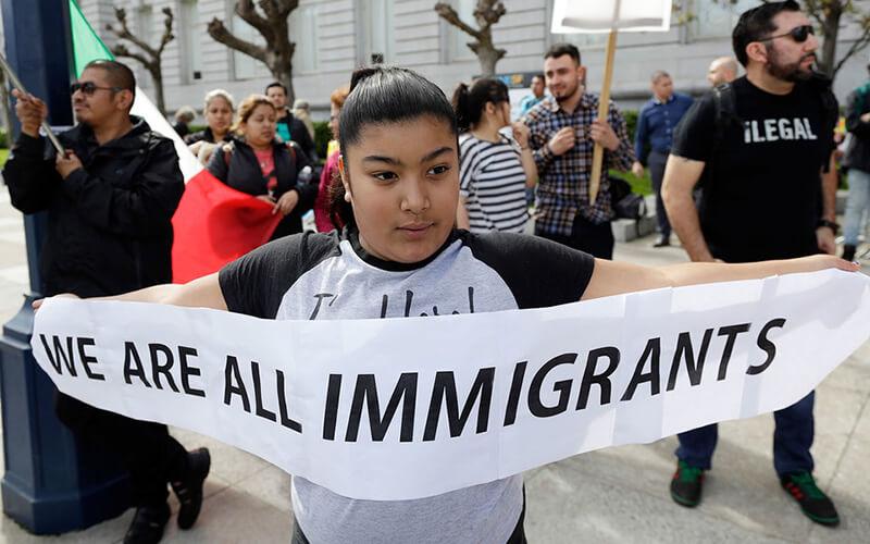 Іммігранти в США