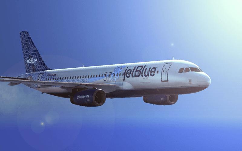 авиакомпания JetBlue