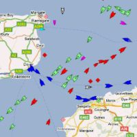 MarineTraffic (Марин трафик) — AIS карта отслеживания судов в реальном времени на русском