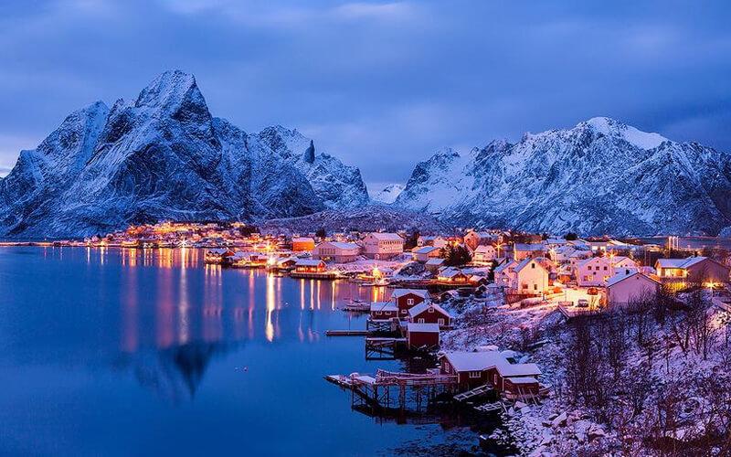 Города Норвегии