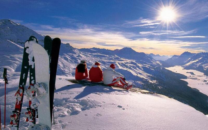 Лыжный отдых в Норвегии