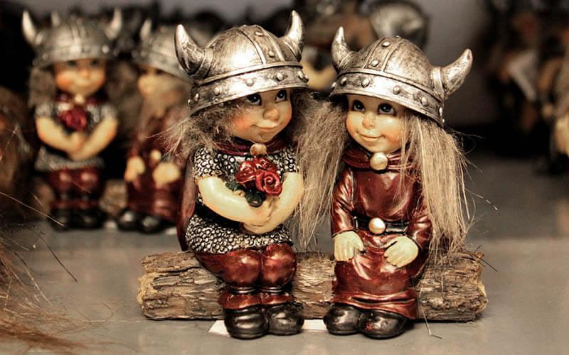 Сувениры Норвегии