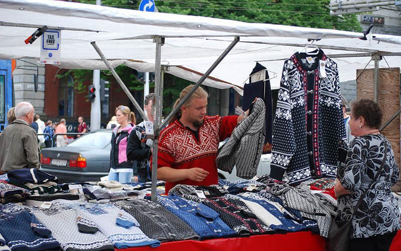 Норвезькі светри