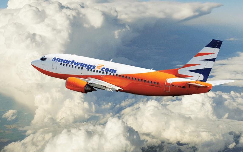 авіакомпанія Smart Wings