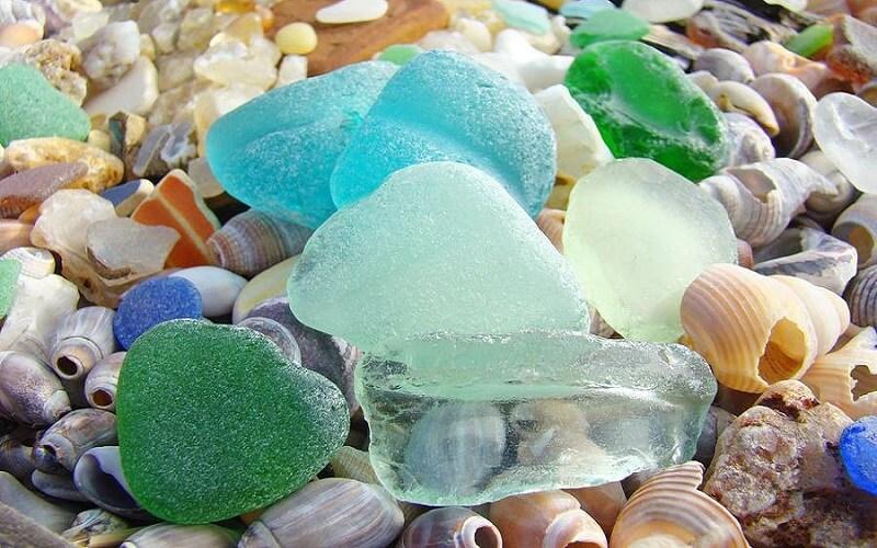 Скляний пляж, Каліфорнія