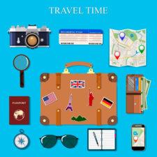 организовать самостоятельные путешествия по миру