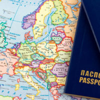 Біометричний закордонний паспорт у Харкові