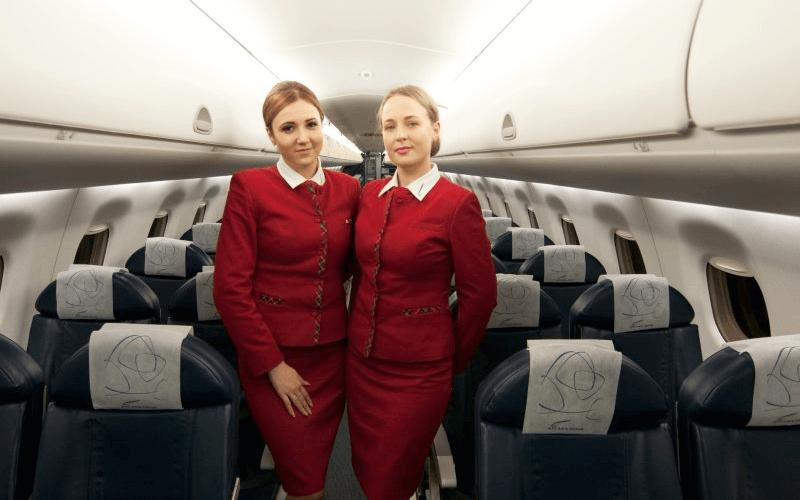 Салон Air Moldova